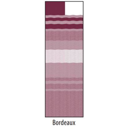 """Picture of Carefree  13' 2"""" Bordeaux Dune Stripe w/ W WG Vinyl Patio Awning Fabric JU148B00 00-1632"""