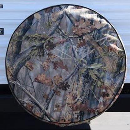 """Picture of ADCO  Camo 25-1/2"""" Size-L Spare Tire Cover 8758 01-0213"""
