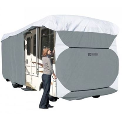 Picture of Classic Accessories PolyPRO (TM) 3 Polyester Water Resistant RV Cover For 30-33' Class A Motorhomes 80-336-183101-RT 01-0834