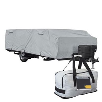 Picture of Classic Accessories PermaPro RV Cover For 16-18' Camper 80-405-181001-RT 01-0904