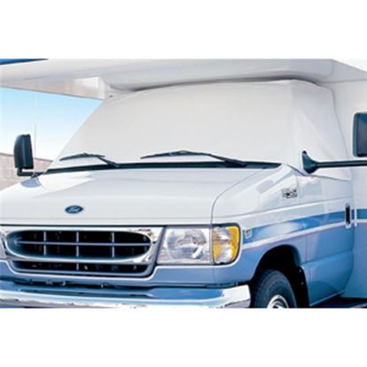 Picture of ADCO  Vinyl Windshield Cover For 1972-1996 Class C Chevy Motorhomes 2403 01-1660