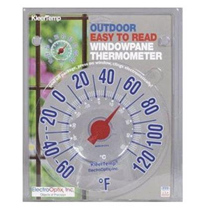 Picture of Electro Optix KleerTemp Analog Electrostatic Mount Interior Thermometer KT-7 03-0193