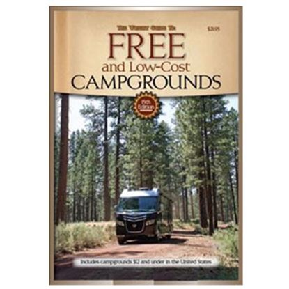 Picture of Cottage Publications  United States Free Campgrounds Book GTF15 03-2238