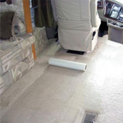 """Picture of Surface Shield  21""""W X 1000'L Water Resistant Clear Floor Protector 022-CS211000 04-0377"""