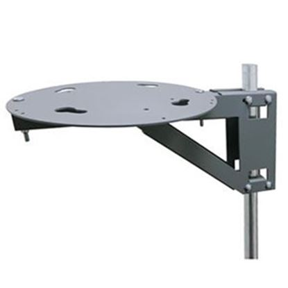 "Picture of Winegard  19-1/2""-23-1/2""H Ladder Mount Satellite TV Antenna Mount MT-4000 04-6502"