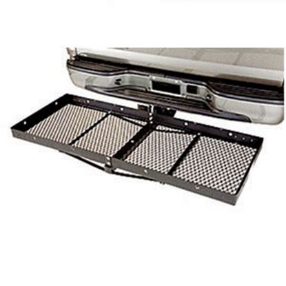 "Picture of Ultra-Fab  60""x19-1/4"" 500 Lb Steel Cargo Carrier for 2"" Hitch 48-979029 05-1141"