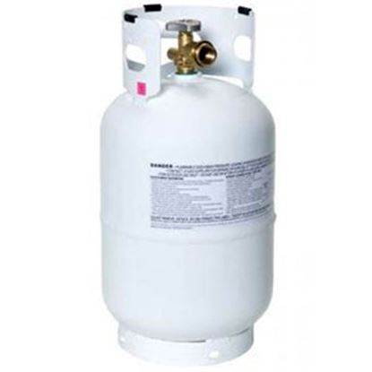 Picture of Flame King  10 lb LP Tank w/ Valve  06-0645