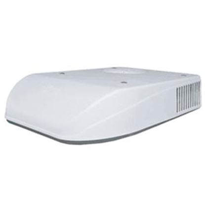 Picture of Coleman-Mach  Artic White Shroud For Coleman 4700 Series Mach 8 Air Conditioner 47233-3261 08-0038