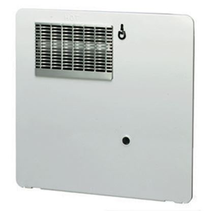 Picture of Dometic  Beige Flush Mount Access Door For Atwood 6 Gal Water Heater 91514 09-0085