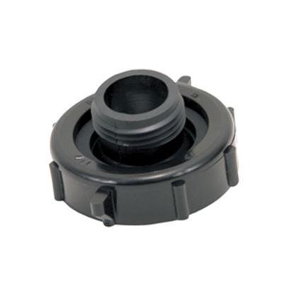 "Picture of Valterra  180 Deg x 1-1/2"" Swivel Waste Water Drain Adapter T01-0094VP 10-0705"