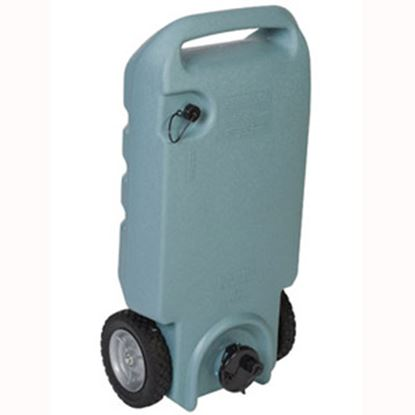 Picture of Tote-N-Stor  11 Gal 2-Wheel Portable Waste Holding Tank 25606 11-0223