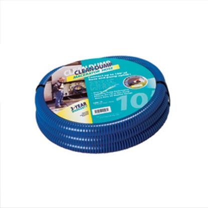 Picture of Clean Dump  10'L Blue Waste Water Hose CDH-10 11-0668