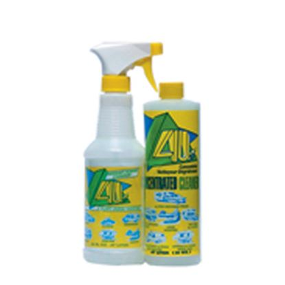 Picture of 4U Products  16 Oz Trigger Spray Bottle Multi Purpose Cleaner CDC/TS16 13-0375