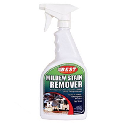 Picture of BEST Products  32Oz Spray Bottle Mildew Stain Remover For Awnings/Vinyl Canopies 39032 13-0564