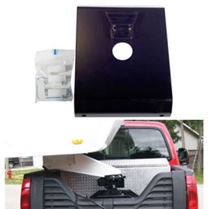 Picture of Demco Hijacker  Fifth Wheel Hitch Adapter Plate For MOR/ryde Pin Box 6025 14-0638