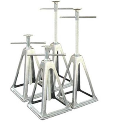 """Picture of Ultra-Fab  4/Pack11""""-17"""" 6000 Lb Manual Trailer Stabilizer Jack 48-979004 15-0425"""