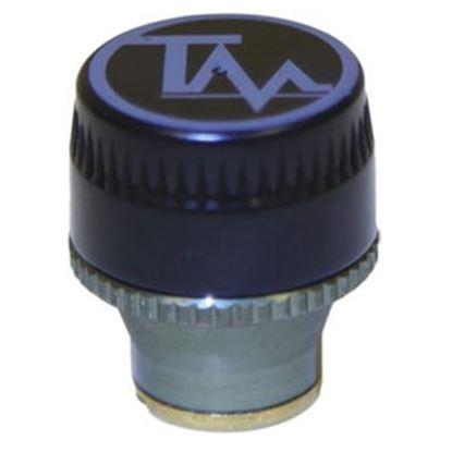Picture of Minder  Valve Stem Cap Tire Pressure Monitor Sensor TM-1BRASS 17-0050