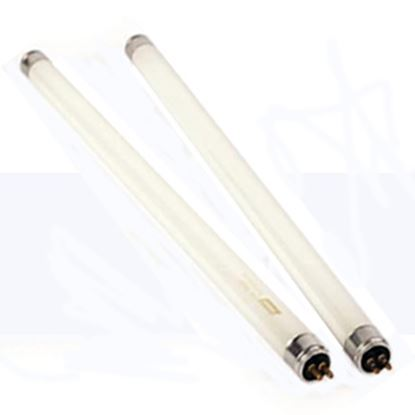 """Picture of Camco  2-Pack LF8T5/CW 8W 12"""" L Flourescent Bulb 54880 18-1282"""