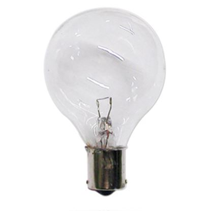 Picture of ITC  White Frosted Incandescent Vanity Mirror Light Bulb 39111 18-2324
