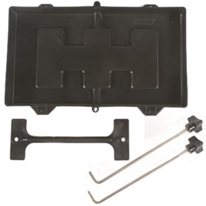Picture of Camco  Plastic Battery Tray for Group 24 Batteries 55394 19-0615