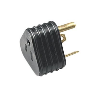 """Picture of Arcon  12""""L 15A Flat Wire Power Cord Adapter 14053 19-3351"""