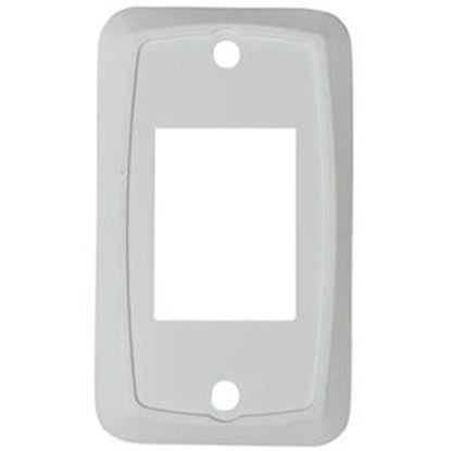 Picture of Diamond Group  1-Piece White Switch Plate Cover DG610VP 19-5033