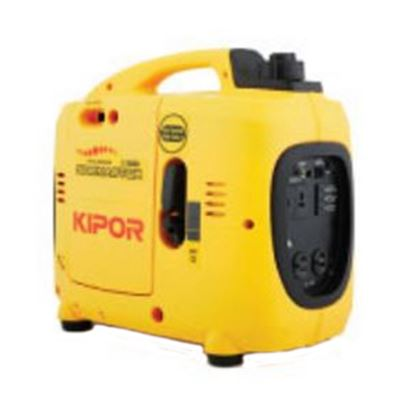 Picture of Kipor  1000W Gasoline Recoil Start CARB Compliant Inverter Generator  19-8515