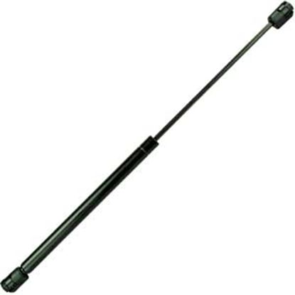 """Picture of JR Products  20"""" 120 Lbs Gas Spring With Plastic Socket Ends GSNI-2300-120 20-1078"""