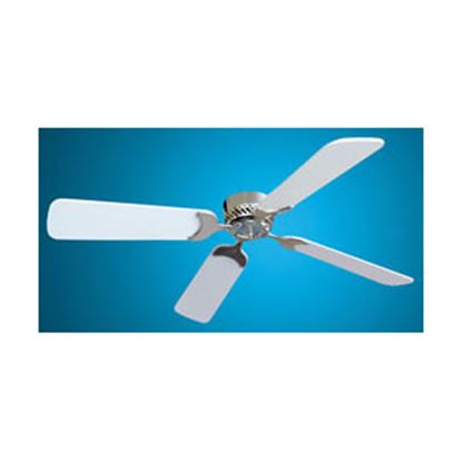 "Picture of Lasalle Bristol  Oak/Cherry 36""Dia 12V Fan 410TSDC36BNOKCY 22-0002"