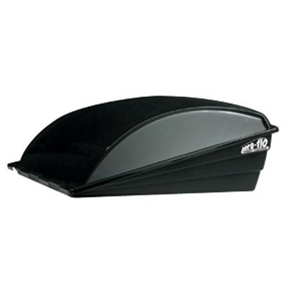 "Picture of Camco  Exterior Dome Type Black 9""H Roof Cover For 14"" X 14"" Vents 40711 22-0261"