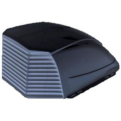 Picture of Heng's  Black Roof Cover For Hengs Industries High Flow Vents HG-VC411 22-0510