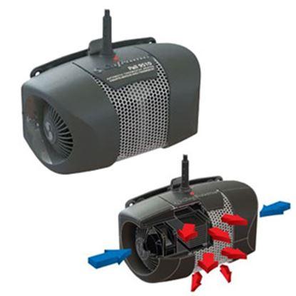 Picture of Caframo Pali(TM) Pali (TM)120V 400W Automatic Compartment Heater 9510CABBX 22-0546