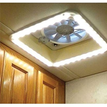 Picture of Heng's  Cool White Roof Vent LED Trim Light HG-LR-C-CW-AFT 23-4780