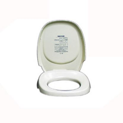 Picture of Thetford  Ivory Square Seat & Cover For Thetford Toilet 36789 44-1020