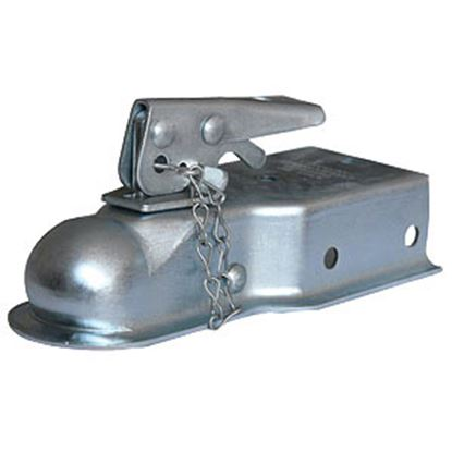 "Picture of Husky Towing  2000 Lb 1-7/8"" Trailer Coupler 87072 45-0048"