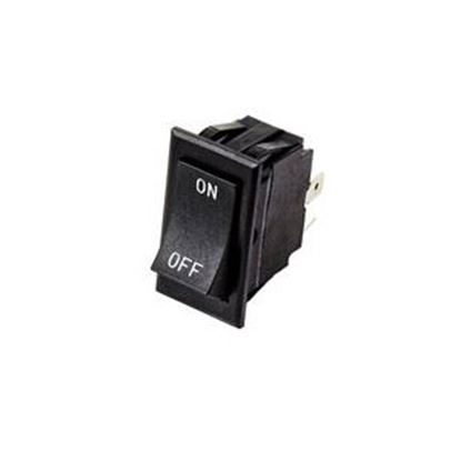 Picture of Stromberg Carlson  Black 12V Toggle Switch 7145-226018 45-0390