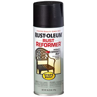 Picture of Rust-Oleum Rust Reformer (R) 10.25Oz Spray Can Rust Converter 215215 69-7123