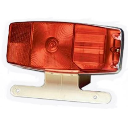 Picture of Clartec  #342 Stop, Tail, Turn, License Light MFTL342 94-3257